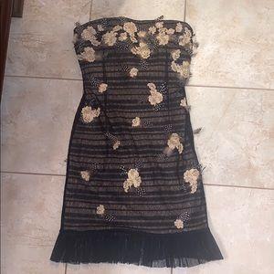 BCBG Maxazria Frillz Dress